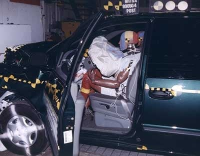 A Day in the Life of a Crash Test Dummy