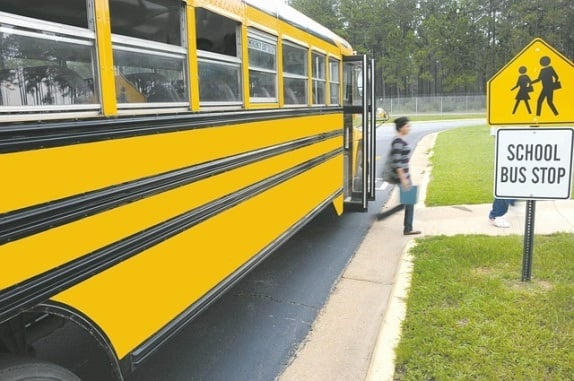The Wheels on the Bus Go Upside Down – A Look at School Bus Accidents