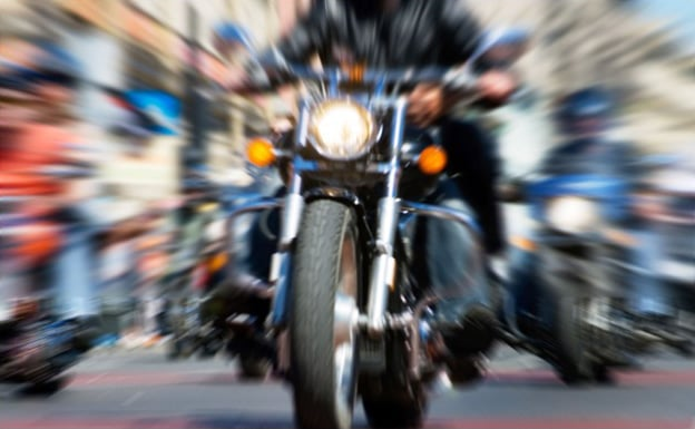 Small Motorcycles, Big Cities: Riding in an Urban Area