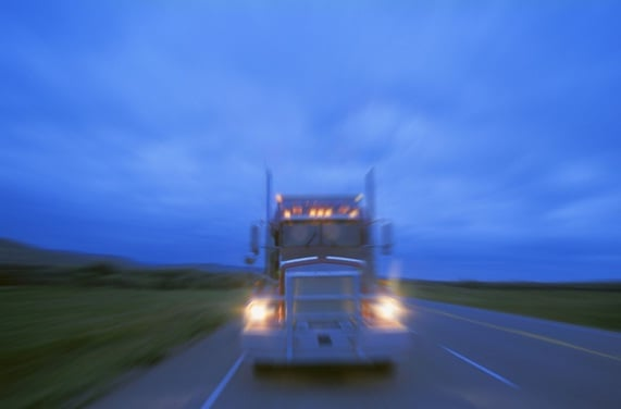 New Regulations Call for Truckers to Take a Break