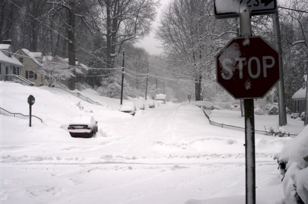 Winter Storms Lead to Unexpected Business Interruptions