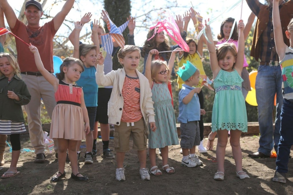 Potential Accident Risks at a Child's Birthday Party