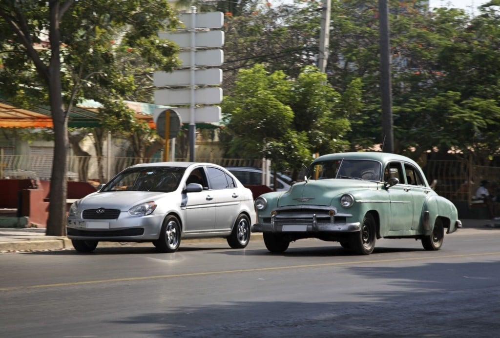 Older Cars Lead to More Auto Accidents
