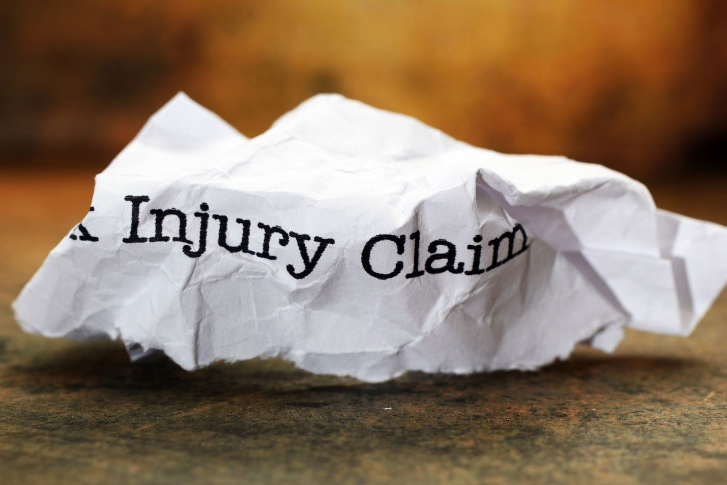 The Drawbacks of Neglecting to File a Personal Injury Claim