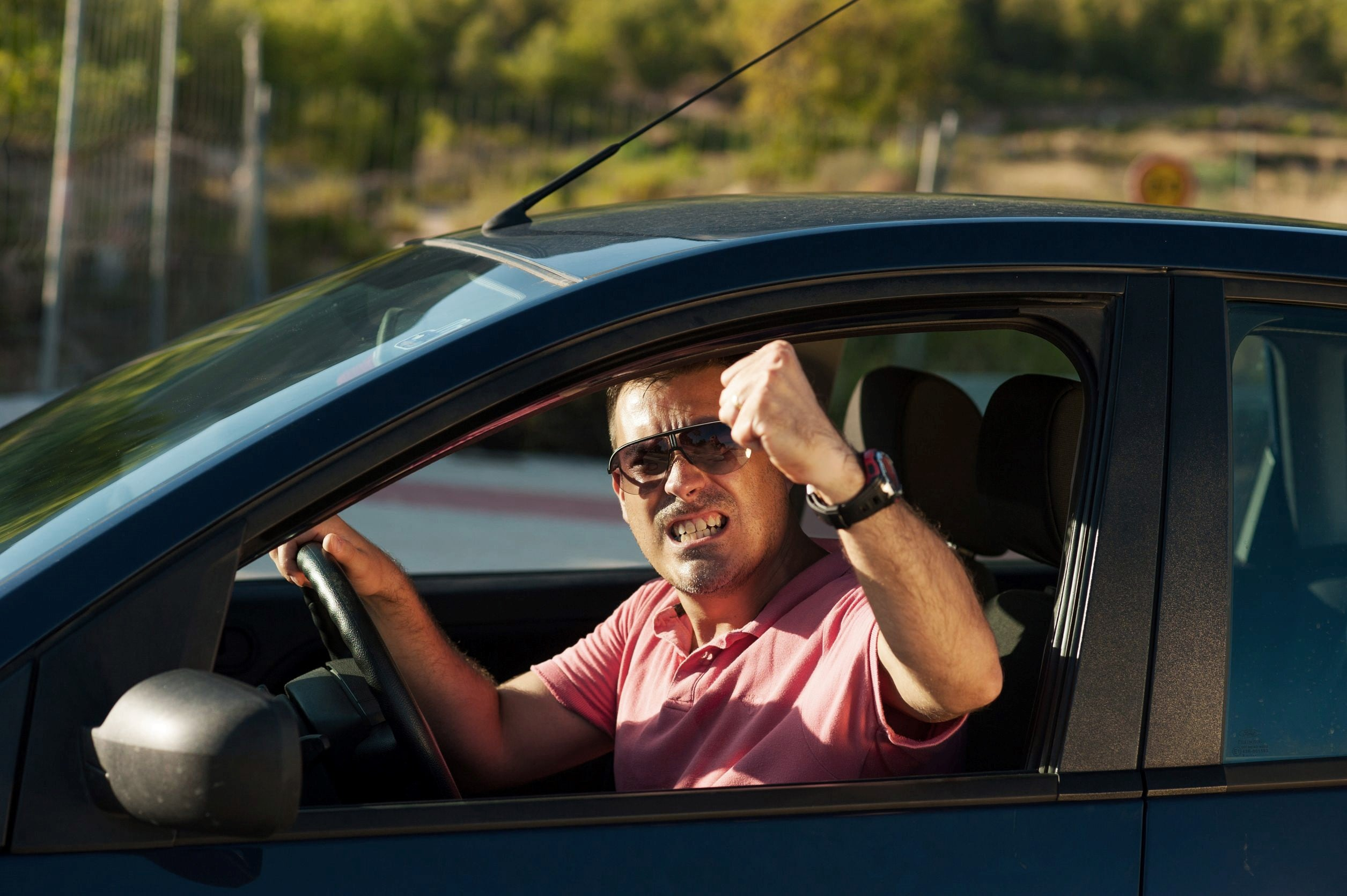 80% of Drivers Get Road Rage – What If It Causes an Accident?