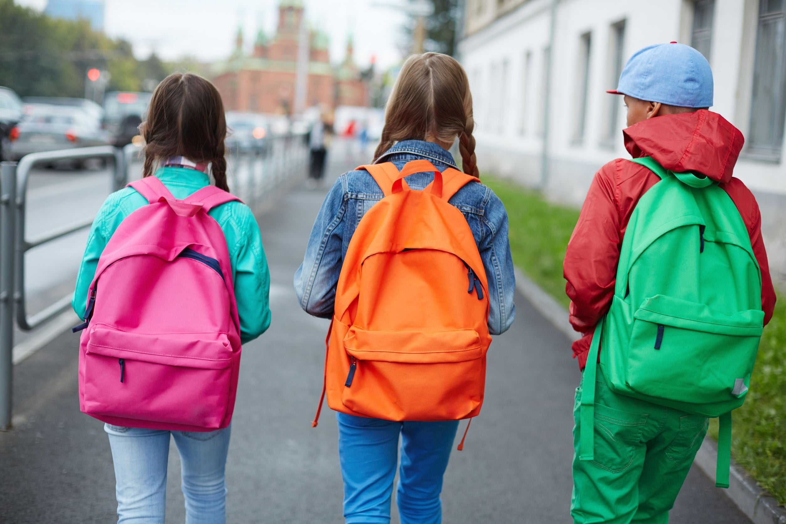 9 Safety Tips Your Children Should Know This School Year