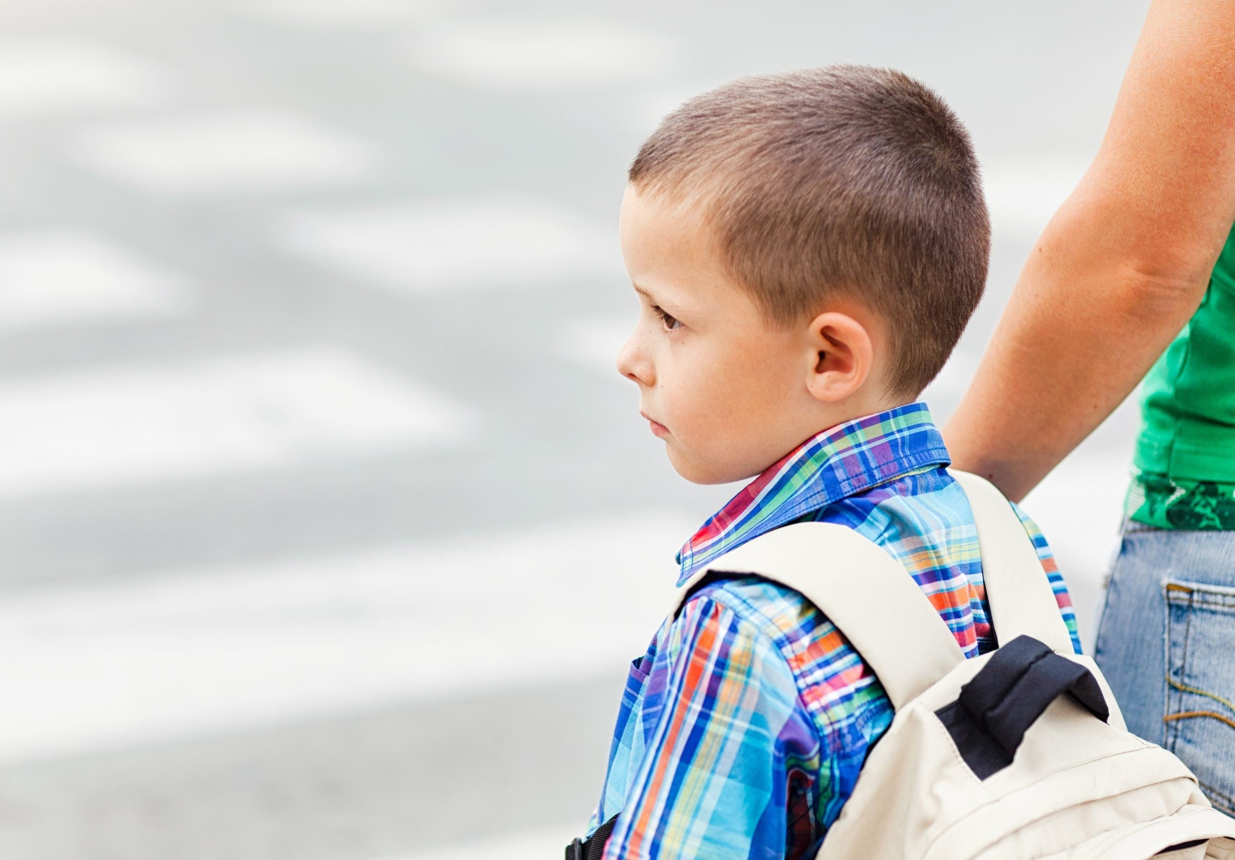 5 (Mostly) New Safety Rules Parents Should Instill In Their Child