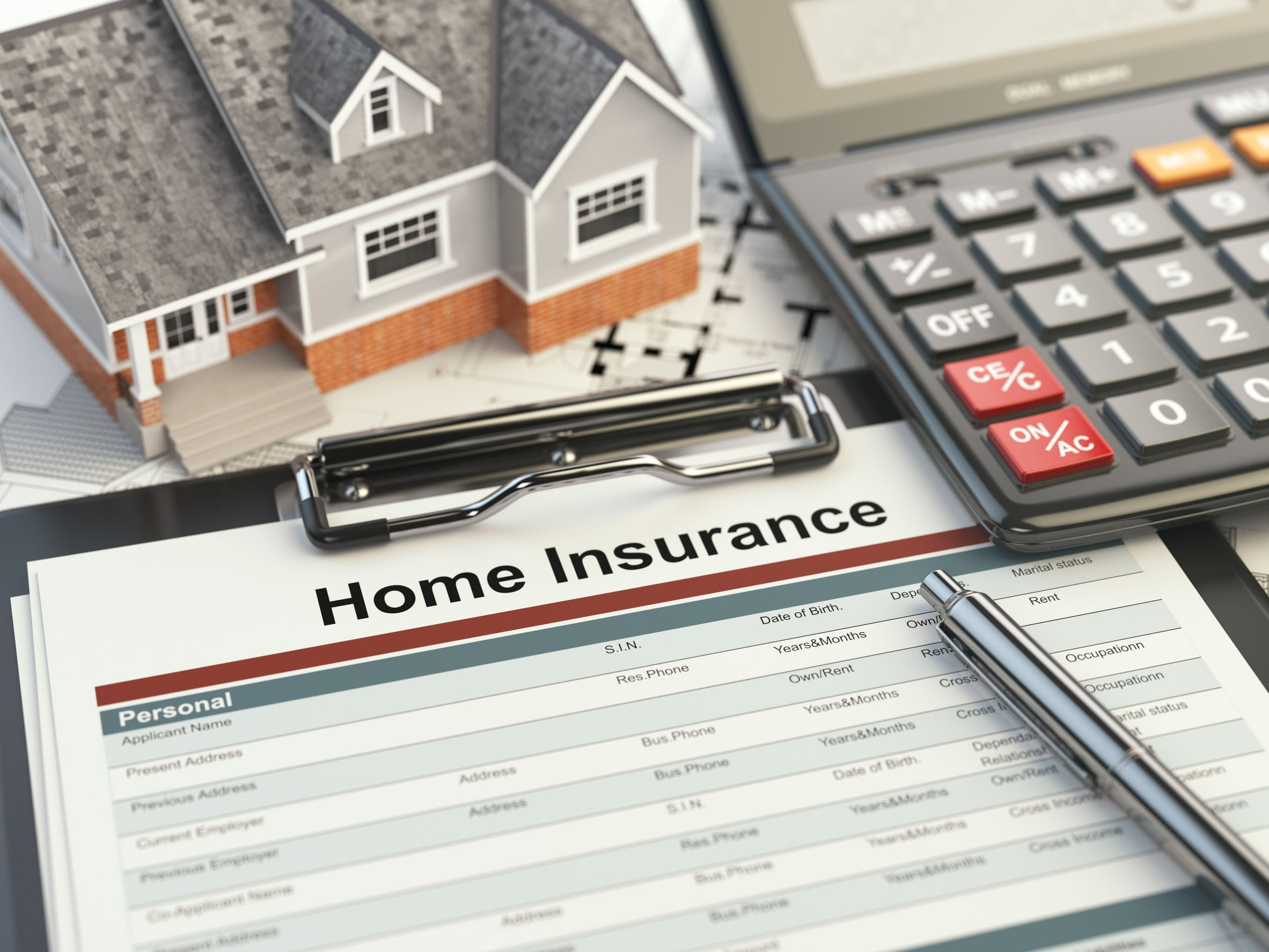 Most Common Reasons Floridians File Homeowner's Insurance Claims