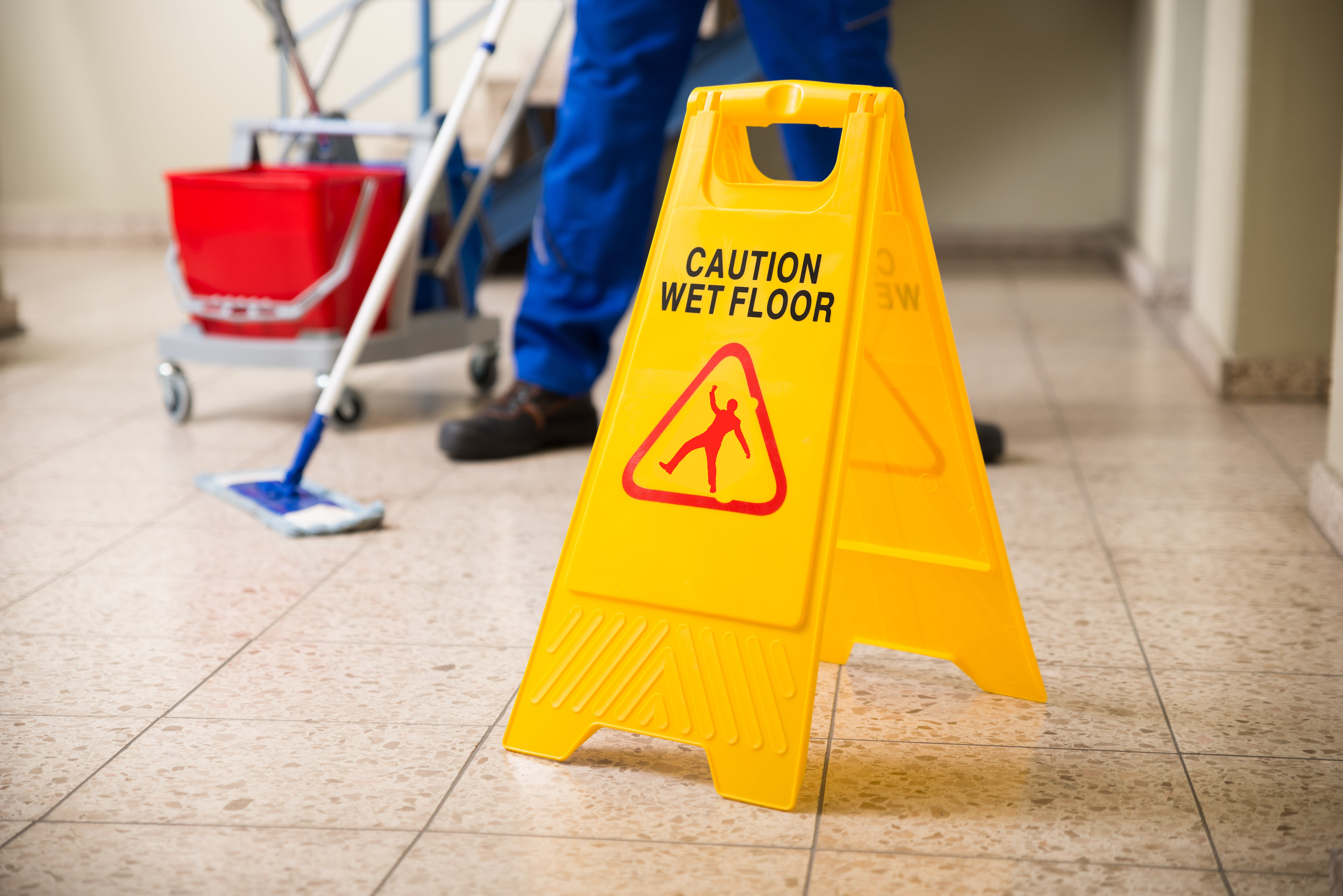 Actual and Constructive Knowledge in Florida Slip and Fall Cases